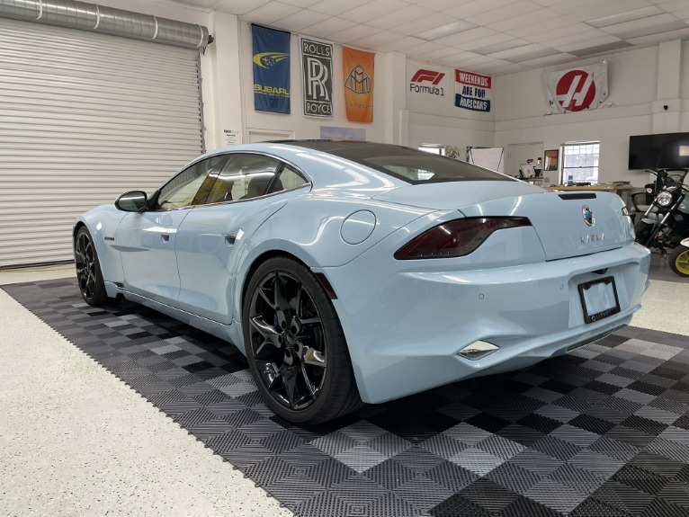 Used 2018 Karma Revero balboa for sale $59,997 at Track and Field Motors in Safety Harbor FL 34695 7