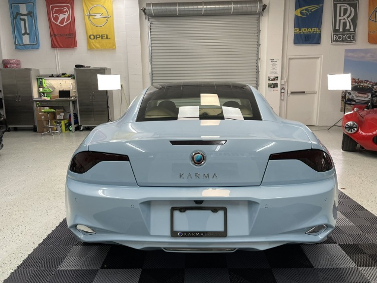 Used 2018 Karma Revero balboa for sale $59,997 at Track and Field Motors in Safety Harbor FL 34695 8