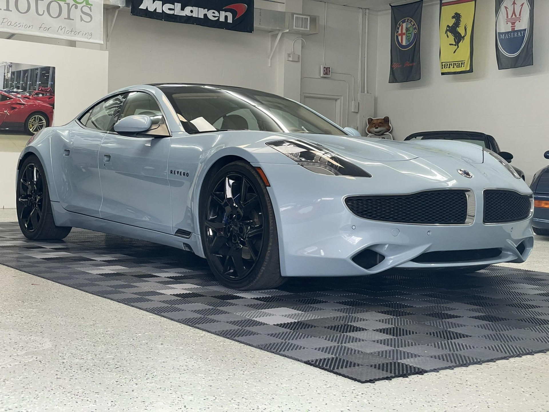 Used 2018 Karma Revero for sale $59,997 at Track and Field Motors in Safety Harbor FL