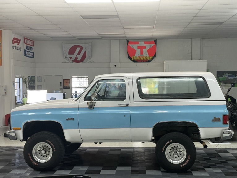 Used 1983 GMC Jimmy Sierra Classic for sale $19,997 at Track and Field Motors in Safety Harbor FL 34695 4