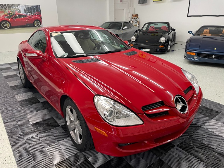 Used 2007 Mercedes-Benz SLK-Class SLK 280 Roadster 2D for sale Sold at Track & Field Motors in Safety Harbor FL 34695 2