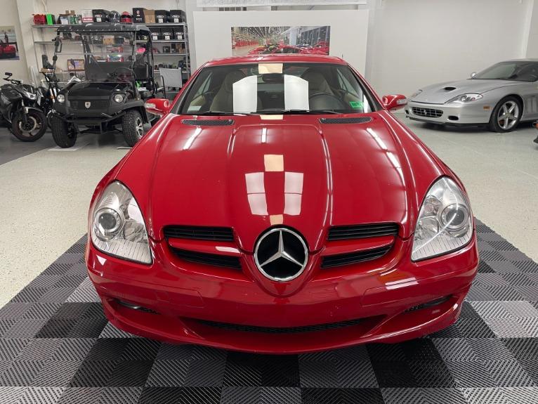 Used 2007 Mercedes-Benz SLK-Class SLK 280 Roadster 2D for sale Sold at Track and Field Motors in Safety Harbor FL 34695 3