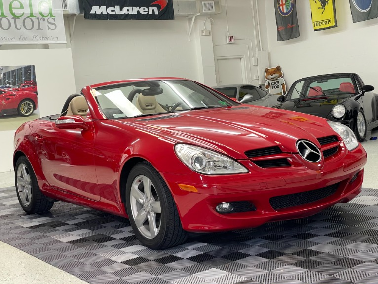 Used 2007 Mercedes-Benz SLK-Class SLK 280 Roadster 2D for sale Sold at Track and Field Motors in Safety Harbor FL 34695 5
