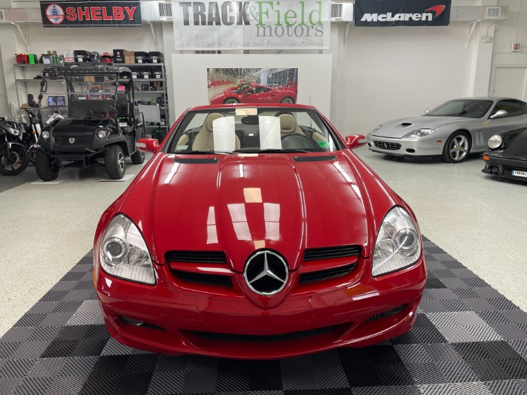 Used 2007 Mercedes-Benz SLK-Class SLK 280 Roadster 2D for sale Sold at Track and Field Motors in Safety Harbor FL 34695 6