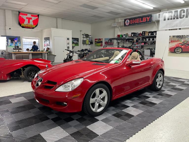 Used 2007 Mercedes-Benz SLK-Class SLK 280 Roadster 2D for sale Sold at Track and Field Motors in Safety Harbor FL 34695 7