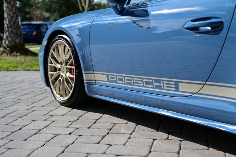 Used 2017 Porsche 911 Targa 4S for sale Sold at Track and Field Motors in Safety Harbor FL 34695 6