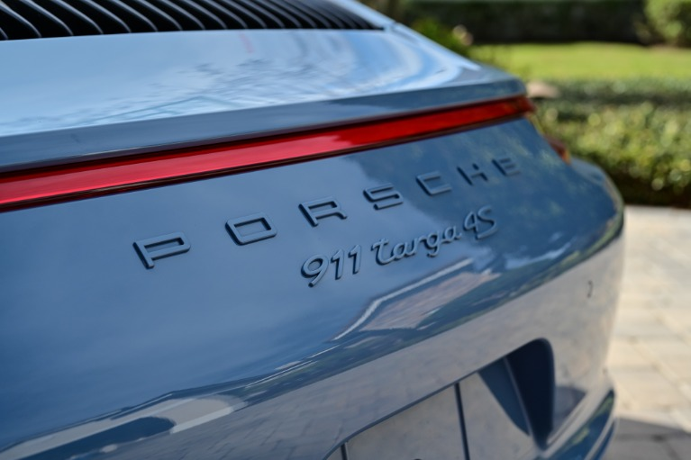 Used 2017 Porsche 911 Targa 4S for sale Sold at Track and Field Motors in Safety Harbor FL 34695 7