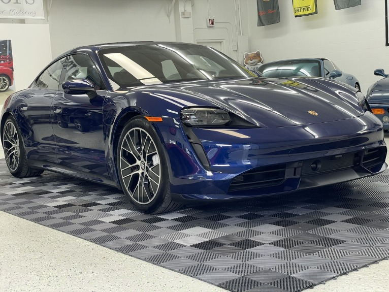 Used 2020 Porsche Taycan Turbo for sale Sold at Track & Field Motors in Safety Harbor FL 34695 2