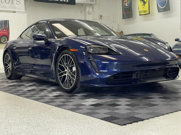 Used 2020 Porsche Taycan Turbo for sale Sold at Track and Field Motors in Safety Harbor FL 34695 3
