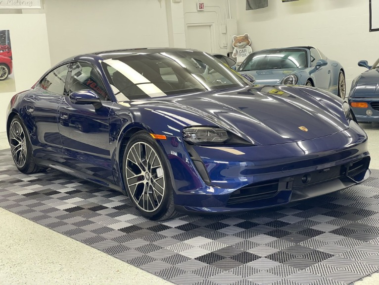 Used 2020 Porsche Taycan Turbo for sale Sold at Track & Field Motors in Safety Harbor FL 34695 4