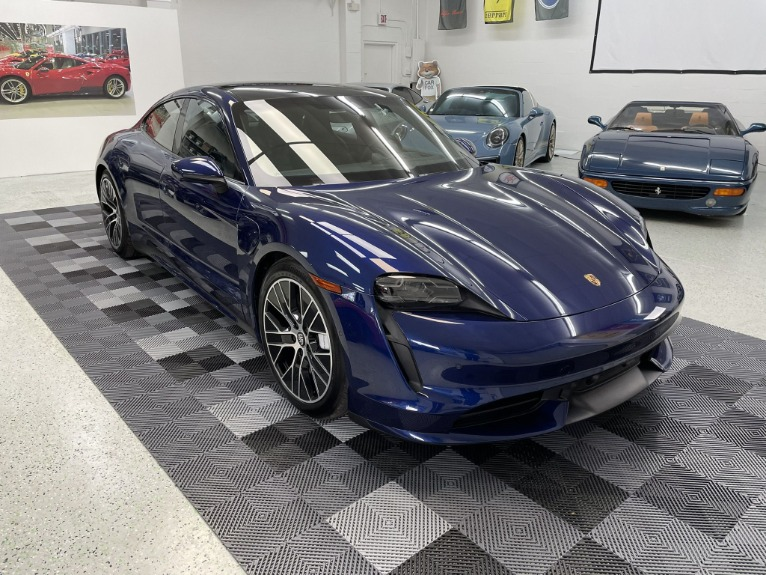 Used 2020 Porsche Taycan Turbo for sale Sold at Track and Field Motors in Safety Harbor FL 34695 5
