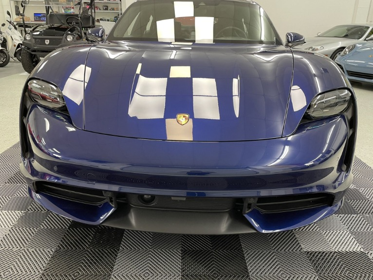 Used 2020 Porsche Taycan Turbo for sale Sold at Track & Field Motors in Safety Harbor FL 34695 6