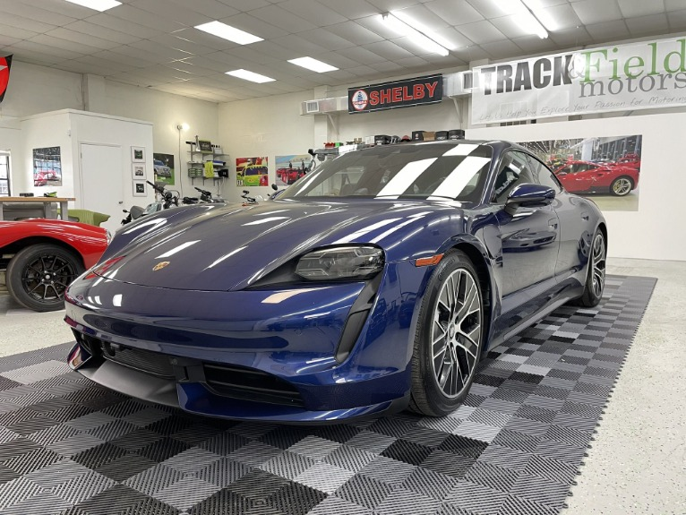 Used 2020 Porsche Taycan Turbo for sale Sold at Track & Field Motors in Safety Harbor FL 34695 8
