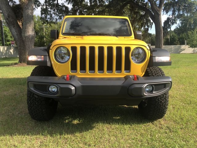 Used 2019 Jeep Wrangler Unlimited Rubicon Sport Utility 4D for sale Sold at Track and Field Motors in Safety Harbor FL 34695 3