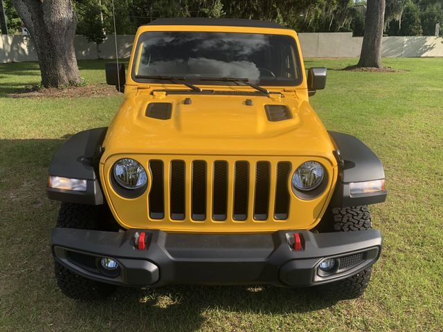Used 2019 Jeep Wrangler Unlimited Rubicon Sport Utility 4D for sale Sold at Track and Field Motors in Safety Harbor FL 34695 4