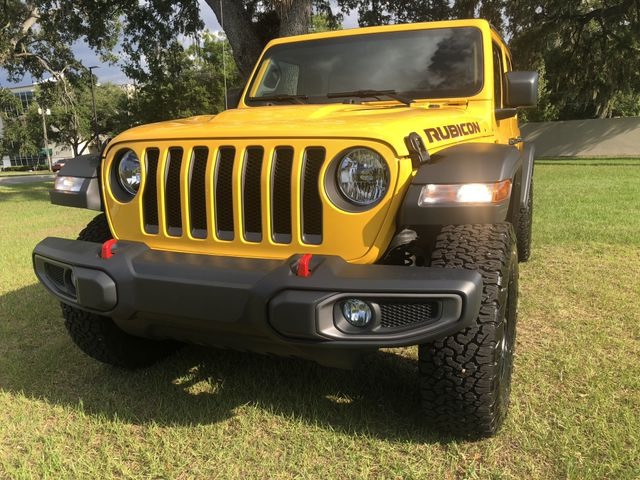 Used 2019 Jeep Wrangler Unlimited Rubicon Sport Utility 4D for sale Sold at Track and Field Motors in Safety Harbor FL 34695 5