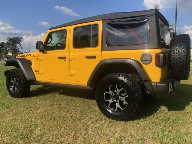 Used 2019 Jeep Wrangler Unlimited Rubicon Sport Utility 4D for sale Sold at Track and Field Motors in Safety Harbor FL 34695 7