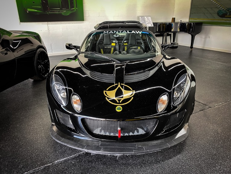 Used 2006 Lotus Elise Coupe 2D for sale $44,997 at Track & Field Motors in Safety Harbor FL 34695 2