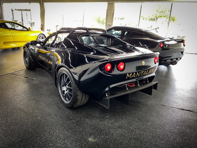 Used 2006 Lotus Elise Coupe 2D for sale $39,997 at Track and Field Motors in Safety Harbor FL 34695 4
