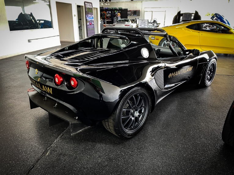 Used 2006 Lotus Elise Coupe 2D for sale $39,997 at Track and Field Motors in Safety Harbor FL 34695 5