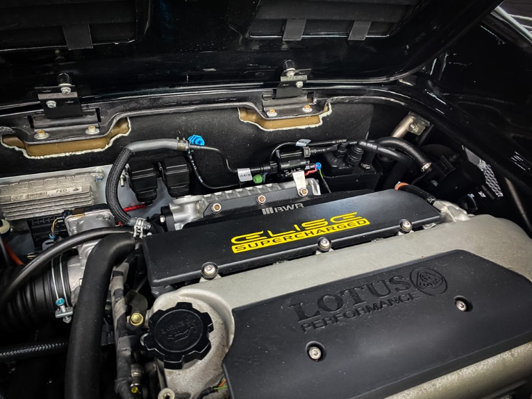 Used 2006 Lotus Elise Coupe 2D for sale $44,997 at Track & Field Motors in Safety Harbor FL 34695 8