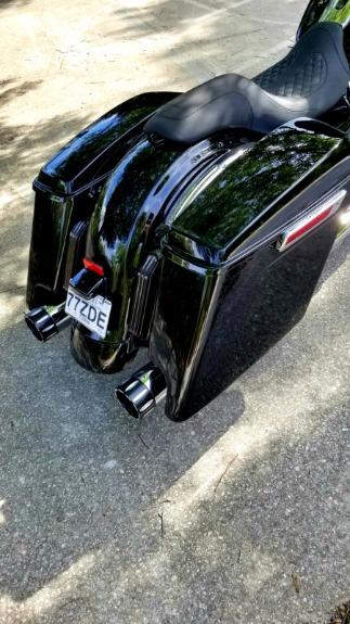 Used 2019 Harley Davidson Electraglide for sale Sold at Track & Field Motors in Safety Harbor FL 34695 7