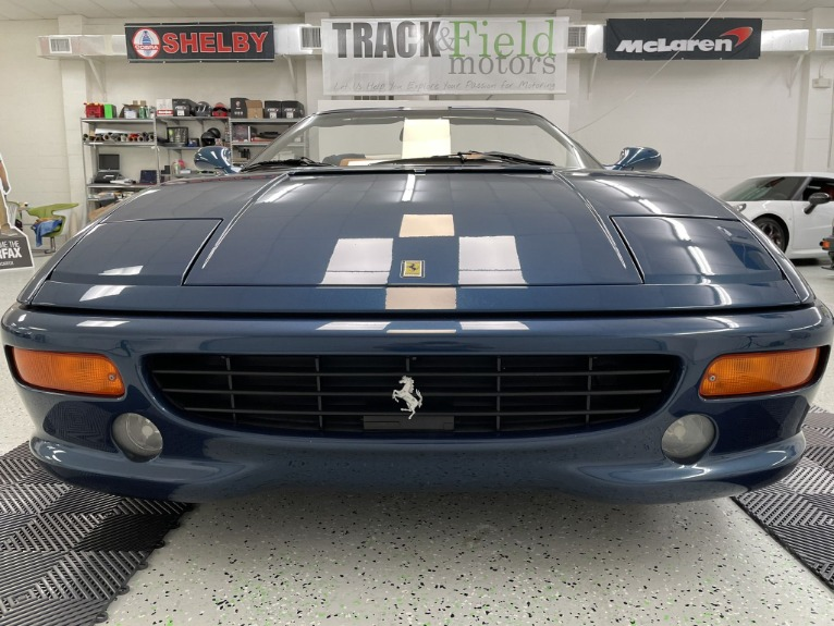 Used 1998 FERRARI 355 SPIDER for sale $89,997 at Track and Field Motors in Safety Harbor FL 34695 2