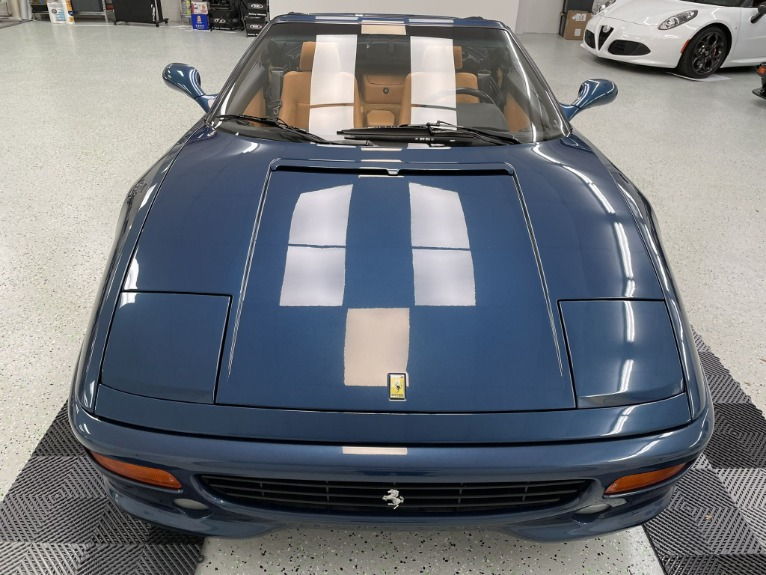 Used 1998 FERRARI 355 SPIDER for sale $89,997 at Track and Field Motors in Safety Harbor FL 34695 3