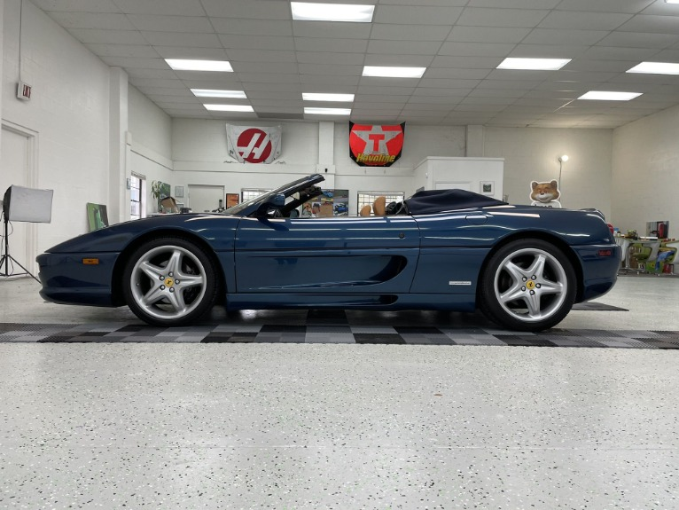 Used 1998 FERRARI 355 SPIDER for sale $89,997 at Track and Field Motors in Safety Harbor FL 34695 5