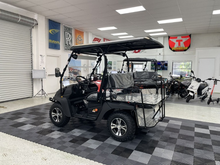 Used 2021 NEBULA GOGGO LSV for sale Sold at Track & Field Motors in Safety Harbor FL 34695 6