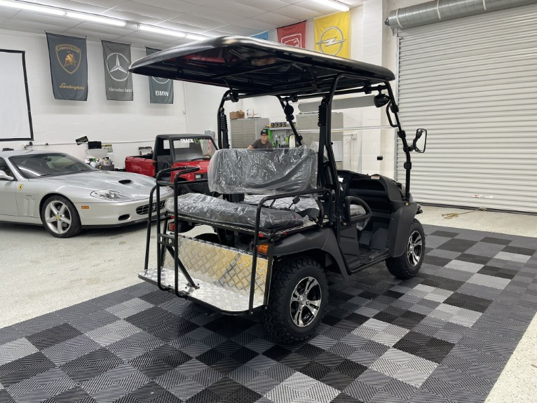 Used 2021 NEBULA GOGGO LSV for sale Sold at Track & Field Motors in Safety Harbor FL 34695 8