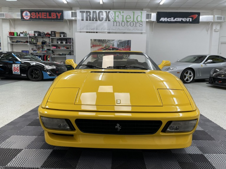 Used 1994 Ferrari 348 Spider for sale $69,497 at Track and Field Motors in Safety Harbor FL 34695 6