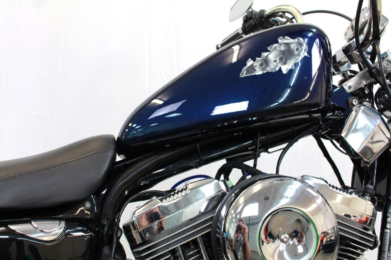 Used 2012 Harley-Davidson XL1200V Sportster Seventy-Two for sale $5,497 at Track and Field Motors in Safety Harbor FL 34695 3
