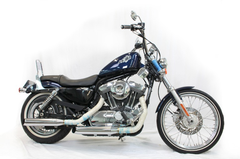Used 2012 Harley-Davidson XL1200V Sportster Seventy-Two for sale $5,497 at Track and Field Motors in Safety Harbor FL 34695 1
