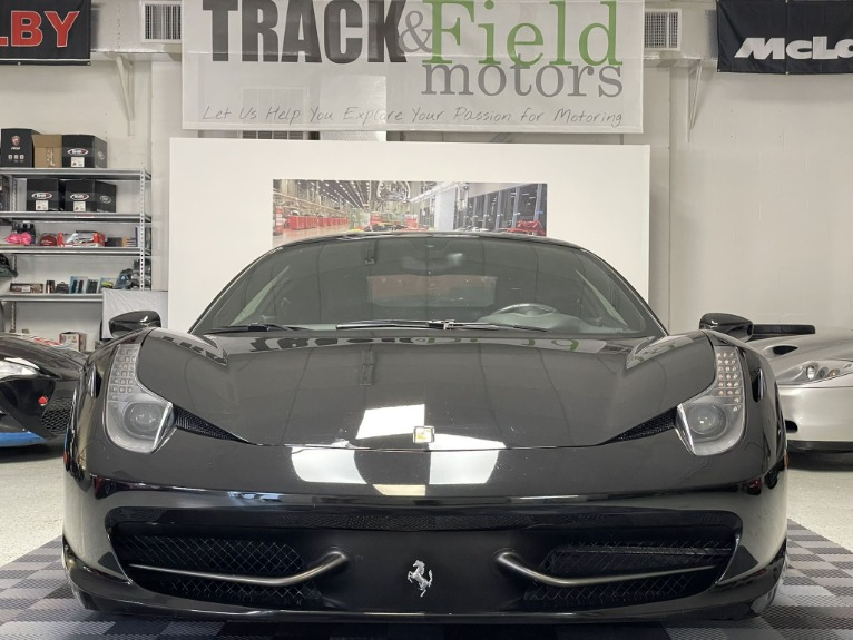 Used 2011 Ferrari 458 Italia Coupe 2D for sale $164,997 at Track and Field Motors in Safety Harbor FL 34695 6