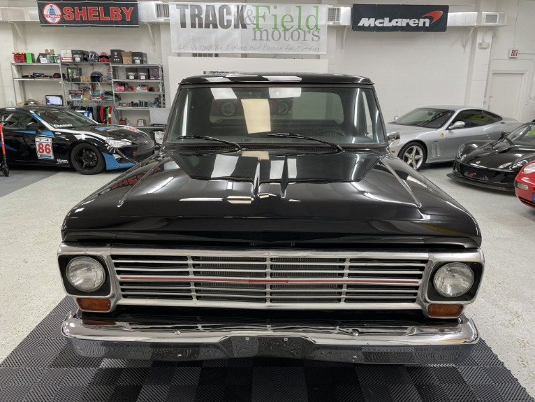 Used 1971 Ford F100 RestoMod for sale $24,497 at Track and Field Motors in Safety Harbor FL 34695 2