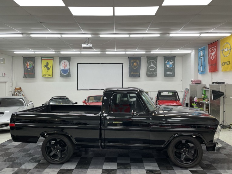 Used 1971 Ford F100 RestoMod for sale $24,497 at Track and Field Motors in Safety Harbor FL 34695 8