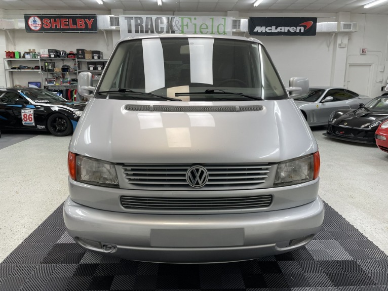 Used 2002 Volkswagen Eurovan MV Minivan for sale Sold at Track and Field Motors in Safety Harbor FL 34695 2