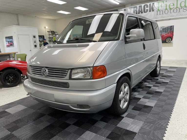 Used 2002 Volkswagen Eurovan MV Minivan for sale Sold at Track and Field Motors in Safety Harbor FL 34695 3