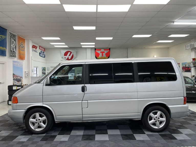Used 2002 Volkswagen Eurovan MV Minivan for sale Sold at Track and Field Motors in Safety Harbor FL 34695 4