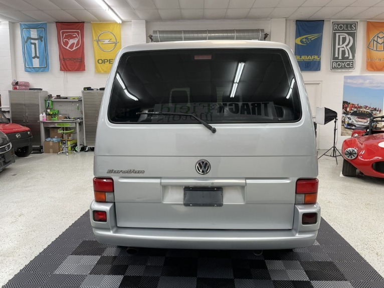 Used 2002 Volkswagen Eurovan MV Minivan for sale Sold at Track and Field Motors in Safety Harbor FL 34695 5