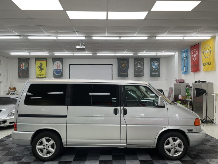 Used 2002 Volkswagen Eurovan MV Minivan for sale Sold at Track and Field Motors in Safety Harbor FL 34695 7