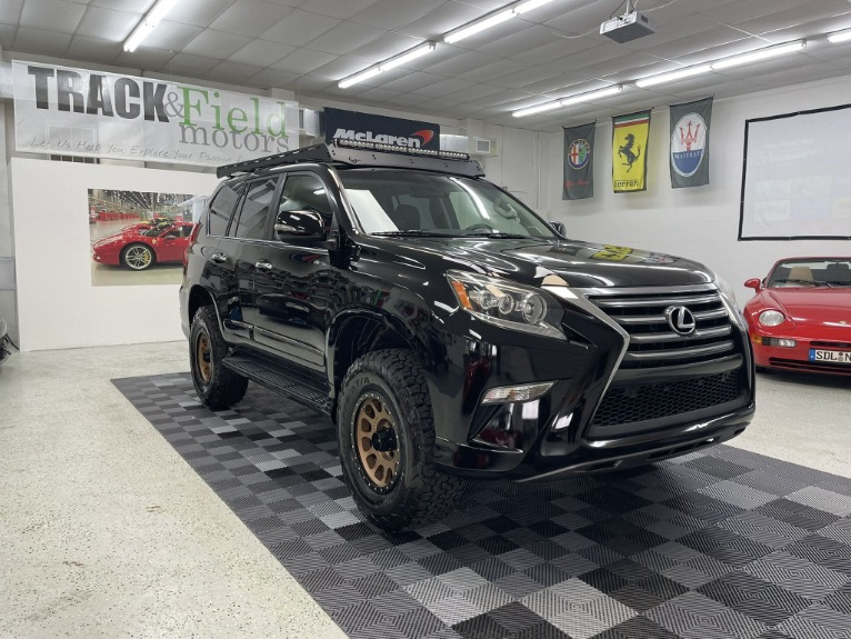 Used 2014 Lexus GX GX 460 Sport Utility 4D for sale $39,997 at Track and Field Motors in Safety Harbor FL 34695 2