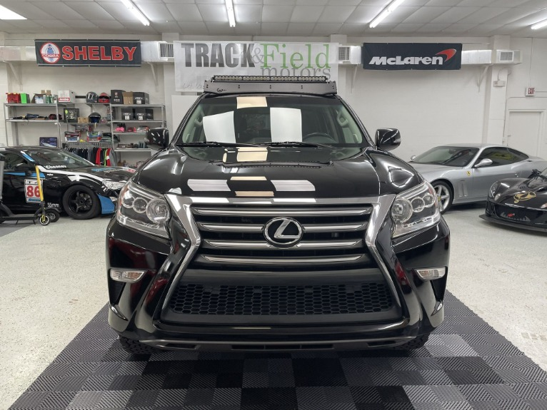 Used 2014 Lexus GX GX 460 Sport Utility 4D for sale $39,997 at Track and Field Motors in Safety Harbor FL 34695 3