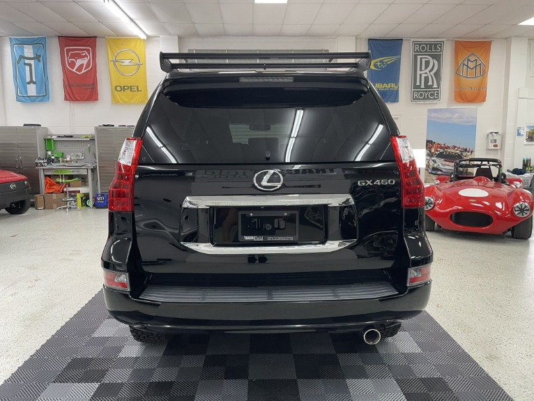 Used 2014 Lexus GX GX 460 Sport Utility 4D for sale $39,997 at Track and Field Motors in Safety Harbor FL 34695 7