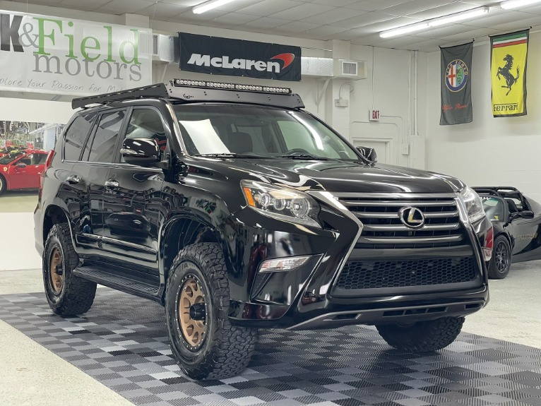 Used 2014 Lexus GX GX 460 Sport Utility 4D for sale $39,997 at Track and Field Motors in Safety Harbor FL 34695 1