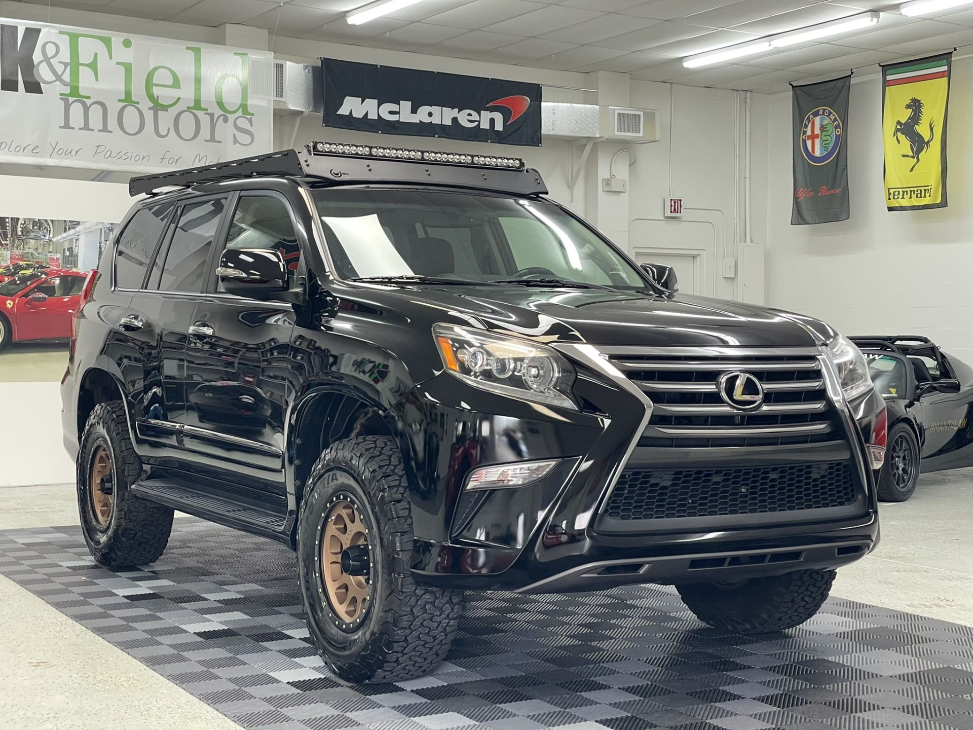 Used 2014 Lexus GX GX 460 Sport Utility 4D for sale $39,997 at Track and Field Motors in Safety Harbor FL