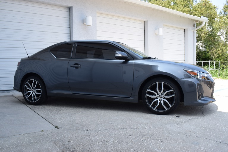 Used 2014 Scion tC Hatchback Coupe 2D for sale Sold at Track and Field Motors in Safety Harbor FL 34695 3