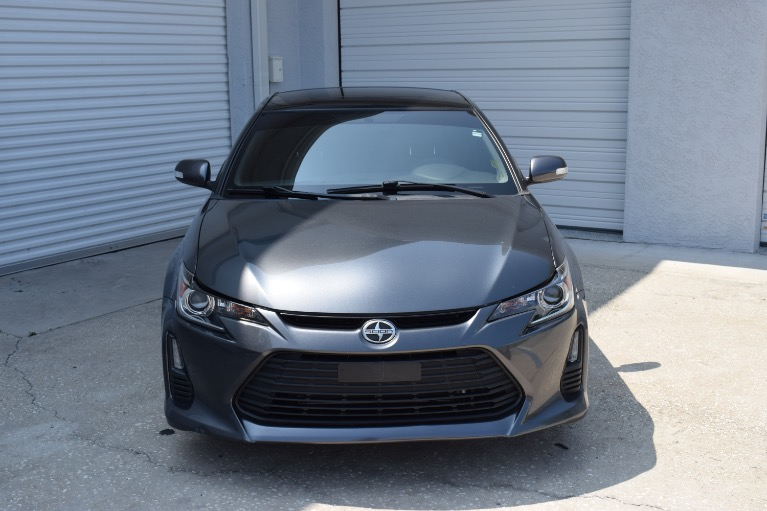 Used 2014 Scion tC Hatchback Coupe 2D for sale Sold at Track and Field Motors in Safety Harbor FL 34695 6