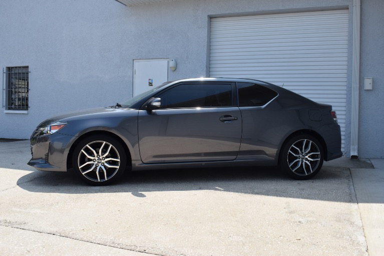 Used 2014 Scion tC Hatchback Coupe 2D for sale Sold at Track and Field Motors in Safety Harbor FL 34695 8